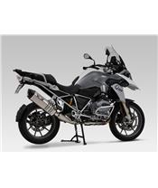 YOSHIMURA Schalldämpfer Hepta Force Metal Magic/Kappe Carbon BMW R1200GS
