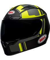 BELL Qualifier DLX Mips Helmet Torque Matte Black/Hi Viz