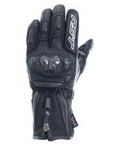 RST Paragon V CE Waterproof Gloves Leather/Textile Black