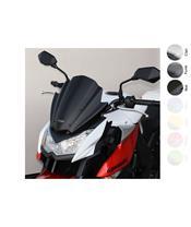 "Bulle MRA Racing ""RM"" clair Kawasaki Z1000"