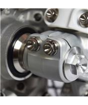 Kit vis train avant SCAR 18 vis titane Honda CRF250R/450R