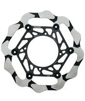 Aluminium Braking wave W-Batfly remschijf voor Ø270mm Suzuki RM-Z250/450