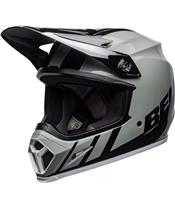 BELL MX-9 Mips Helmet Dash Gray/Black/White