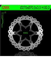 NG 1299XB Front Brake Disc Petal Fix TM