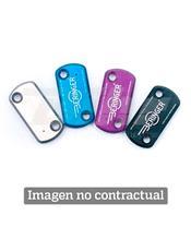 Tapadera de depósito integrado para Bomba. Color PLATA. (COU2MCS)