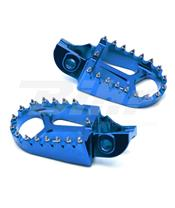 Pousa-pés off road KTM/Husqvarna azul