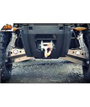 AXP Front A-Arm Protections Aluminum 4mm Polaris Sportsman