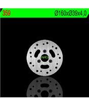 Disque de frein NG 359 rond fixe