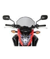 """Saute-vent MRA """"NSM"""" Spoiler """"NSM"""" fumé Honda CB500F"""