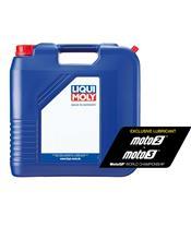 Bidão de 20L óleo Liqui Moly 100% sintético mistura 2T