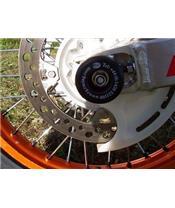Schwingen- und Hinterradachsschutz R&G RACING für CRF250 450 '02-04, CRF250X '04