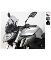 "MRA Racing ""NRM"" windscherm helder Yamaha MT-125"