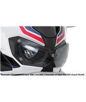 R&G RACING Headlight Shield Translucent KTM 790 Duke