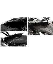 Lèche-roue noir R&G RACING Yamaha FZ8