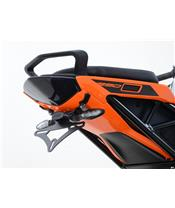 R&G RACING License Plate Holder Black KTM 1290 Super Duke GT