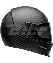 Capacete Bell Eliminator Carbon Solid Preta Mate, Tamanho XL