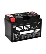 Batterie BS BATTERY BT12A SLA sans entretien activée usine
