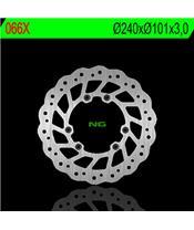 NG 066X Brake Disc Petal Fix