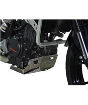 BIHR Trail Skid Plate Aluminium Ice Matte KTM 125/200 Duke