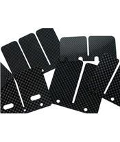 Clapets carbone Tecnium KTM SX125