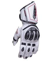 RST Tractech Evo R CE Gloves Leather White