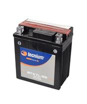 TECNIUM Battery BTX7L-BS Maintenance Free with Acid Pack