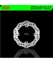 Disque de frein NG 1030X pétale fixe