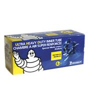 Chambre à air MICHELIN OFFROAD (18 UHD MEDIUM VALVE TR4) 100/100-18 ; 110/100-18 ; 120/90-18 ; 130/80-18 Epaisseur 4mm