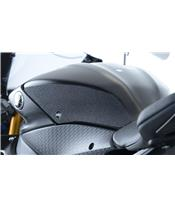 R&G RACING Tank Traction Pads Set 2 Pieces Clear Yamaha R6