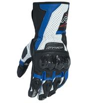 RST Delta III CE Gloves Leather Blue Siz