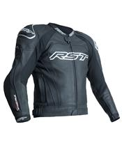 RST TracTech Evo 3 Jacket CE Leather Black