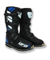 UFO Avior Boots Black/White