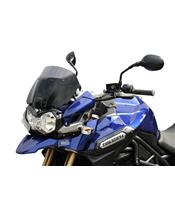 "MRA Sport ""SP"" Windshield Black Triumph Tiger 1200 Explorer"
