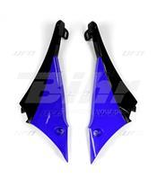 Unión plásticos laterales radiador azul YA04827-089