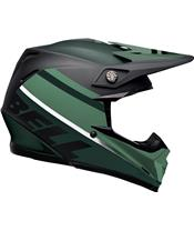 BELL Moto-9 Mips Helmet Prophecy Matte Black/Dark Green
