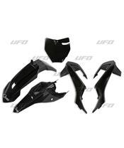 Kit plastique UFO noir KTM SX 65