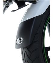 R&G RACING voorspatbordverlenging zwart Kawasaki VulcanS