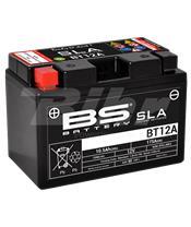 Batería BS Battery SLA BT12A (FA)