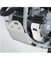R&G RACING Bash Plate Aluminium Silver Honda CRF250M/250L