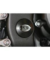 Insert de cadre bas droit R&G RACING pour YZF-R6 06-09