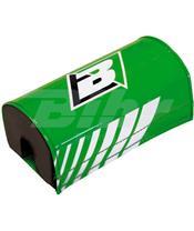 Protetor de guiador sem barra superior Blackbird verde 5043/30