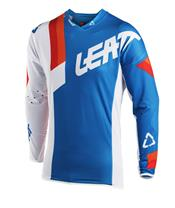 LEATT GPX 5.5 Ultraweld Jersey Blue/White