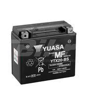 Yuasa battery YTX20-BS Combipack (com eletrólito)