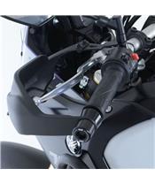 R&G RACING Bar End Sliders Black Yamaha Tenere 700