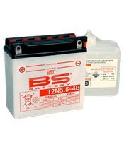 Batería BS Battery BS 12N5.5-4B