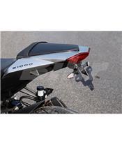 Soporte portamatrícula aluminio LSL 460K135