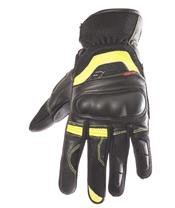 RST Urban Air II CE Gloves Leather/Textile Flo Yellow Siz