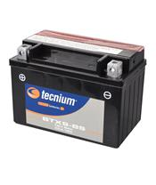 TECNIUM Battery BTX9-BS Maintenance Free with Acid Pack