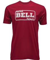 BELL T-Shirt Win With Bell Red Größe