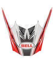 VISERA BELL SX-1 TRACER ROJO
